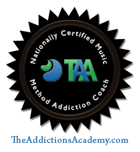 Certified Music Method Addiction Coach - IAAP Approved Course