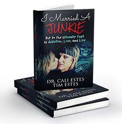 I married a junkie - by Cali Estes