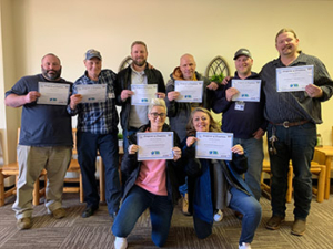 Graduates of our Prison Re-Entry Coach Certification Training